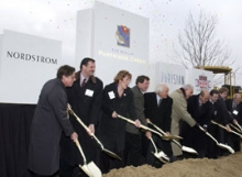 Partridge Creek groundbreaking