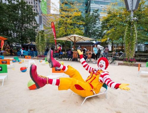 McDonald's All Day Breakfast Launch