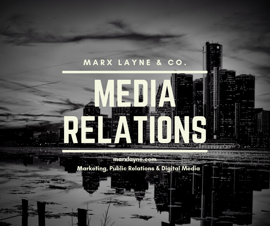 Media Relations Detroit Michigan Firm