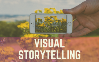 Visual Story Telling Marketing Firm