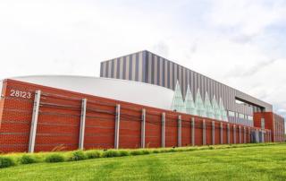 Holocaust Memorial Center Zekelman Family Campus in Michigan. Credit: Courtesy.
