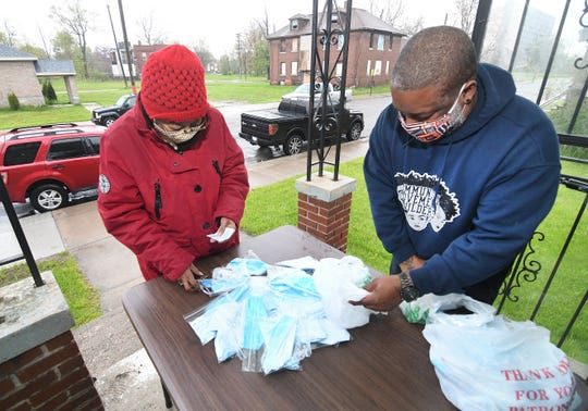 Metro Detroit groups step up to fill needs amid pandemic
