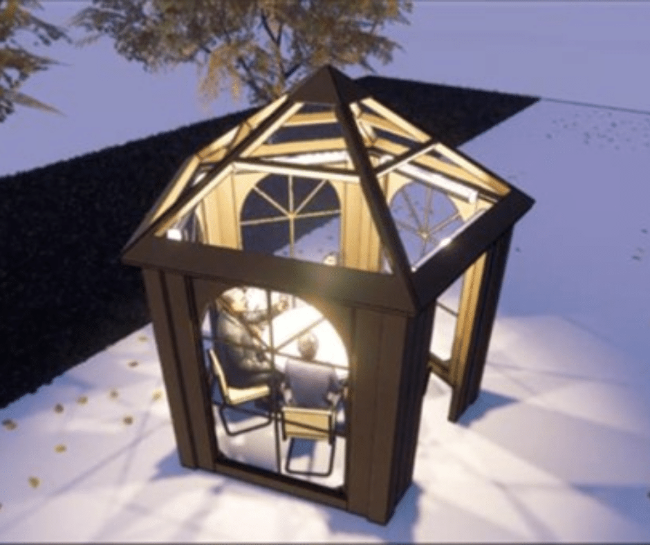 Heated 'luminarias' will bring wintertime outdoor dining to Southwest Detroit restaurants